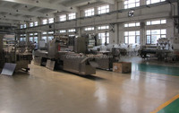 Automatic Modified Atmosphere Packaging Machine/Frozen Food/Fast Food Tray Thermoforming Vacuum Packer
