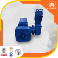 Helical B series 4: 1 ratio gearbox for transmission