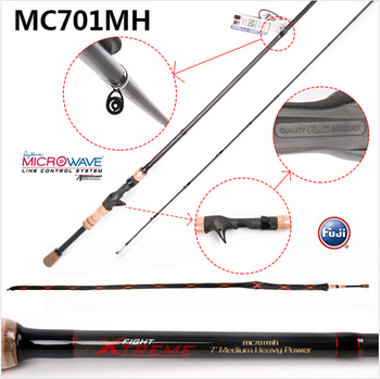 high quality carbon Im8 one section casting fishing rod