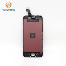 OEM AAA cell phone repair parts for iphone 5c lcd touch screen digitizer