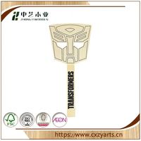 boat natural wooden decoration