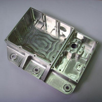 Mechanical Parts & Fabrication Services High Precision Cnc Machined Metal Part