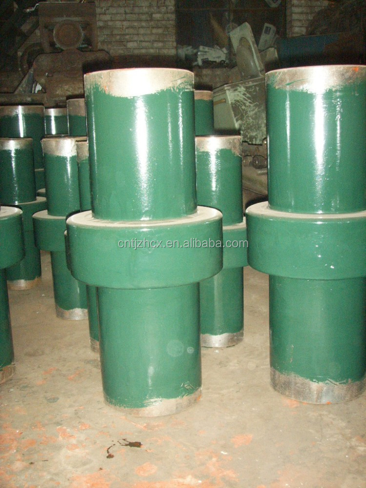 made in China high pressure insulating joint for the oil/gas /water pipeline cathodic protection