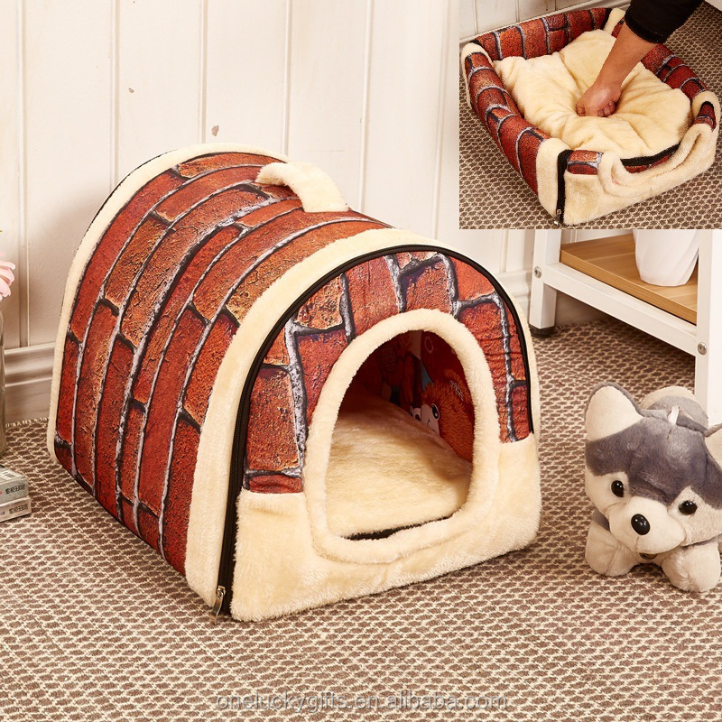 Cute Cheap Fashion Design Indoor Pet House