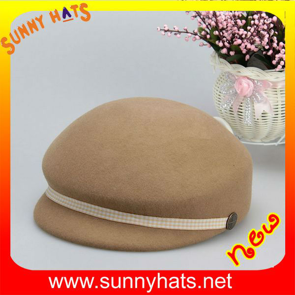 SN-0548 hair accessory ladies dress hats wholesale