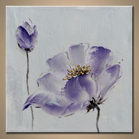 Wholesale Handmade Flower Painting from Artist