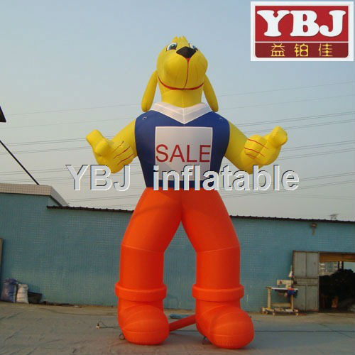 Dog inflatable/Inflatable Cartoon for Display/Party/Promotion