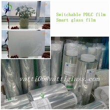DEFI Electric Privacy Film, Self Adhesive PDLC Smart Glass film, Switchable Glass film