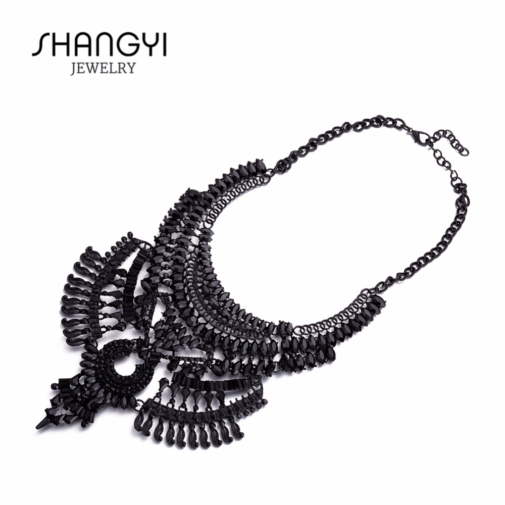 Wholesale Chunky In China Vintage Choker Statement Necklace