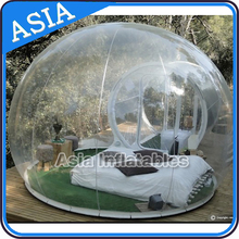 Custom Transparent Wedding Tent/Igloo Inflatable Clear For Leisure Time