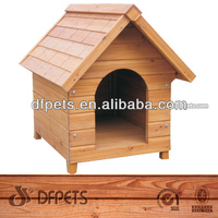 Wooden Pet Kennel DFD008