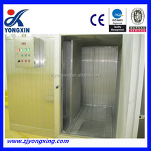 Precooling and freezing Cold Storage Room