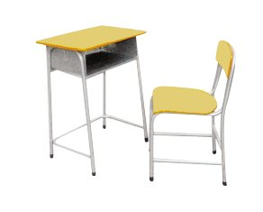 high quality modern school desk and chair