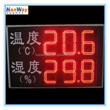 wholesale aliababa large outdoor electronic countdown led clock
