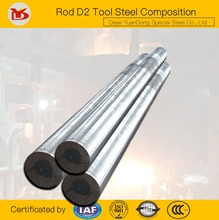 Rod D2 Tool Steel Composition