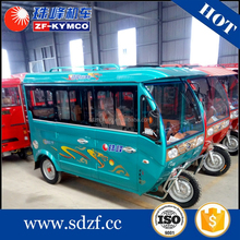 Economica three wheel cabin mini gas motorcycle for sale
