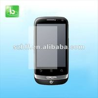 anti-scratch mobile screen protector for huawei t8300