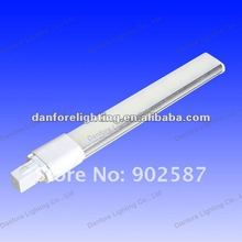 6w g23 g24 led pl light fittings