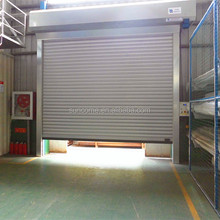 China Manufacturer Top Quality high speed rolling shutter door