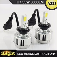 Superior Quality Ip67 Car LED Headlights H7 Wholesale