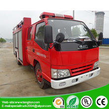 JMC eur IV water tank add bubble customization fire trucks