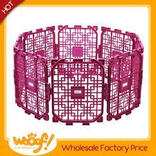Hot selling pet dog products high quality plastic dog crate