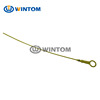 Auto part Lubrication System Oil Level Dipstick For RENAULT 7701060940