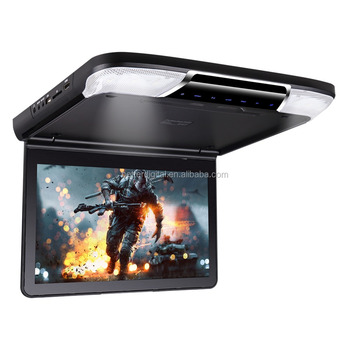 Car roof dvd player 11 INCH 1080P with 1920X1080 RGB