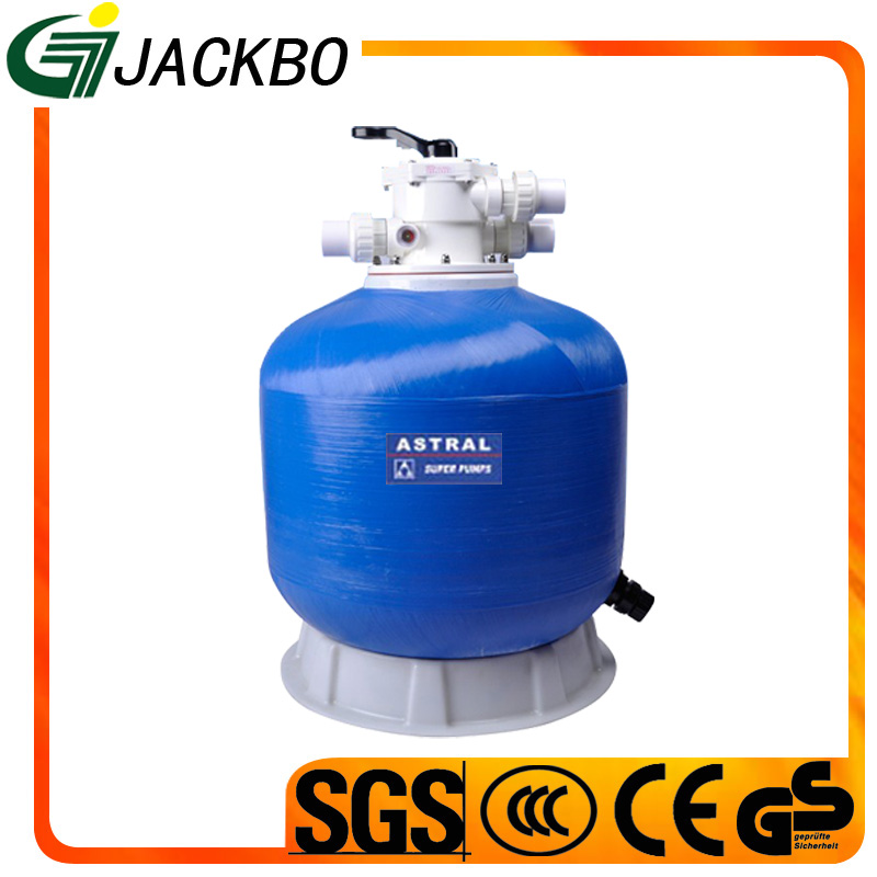 Top-mount Swimming Pool ASTRAL Sand Filter for water purifier treatment