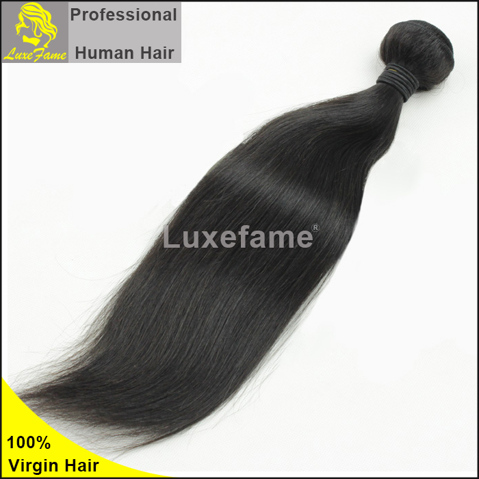 Luxefame 2016 hotsale cheap hair 100% unprocessed virgin peruvian straight wavy
