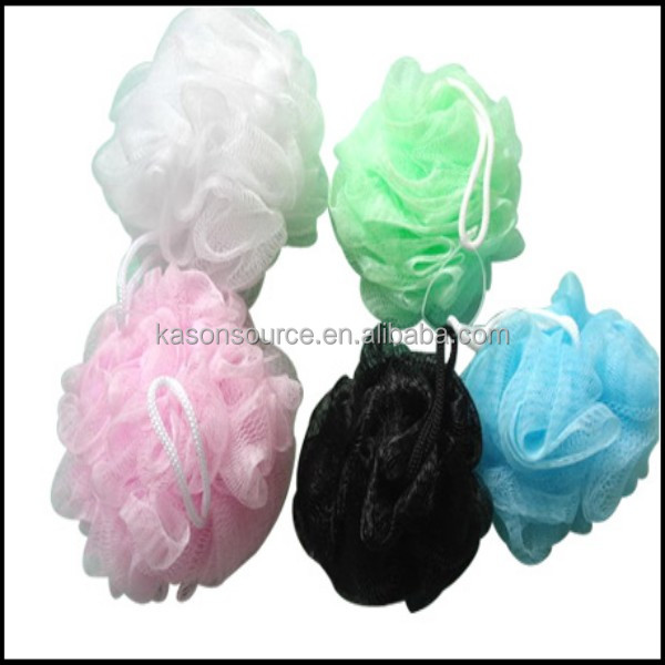 bath supply double mesh sponge factory