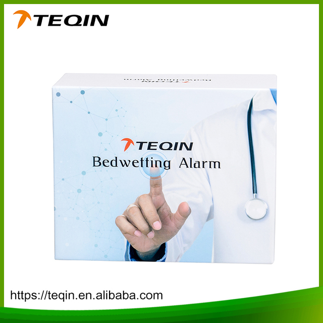 2017 top eight and new face bedwetting alarm from shenzhen manufacturer