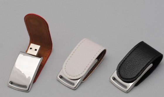 leather usb flash drive, swivel usb flash drive,leather flash drive memory stick with custom logo printed