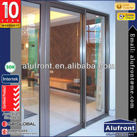 North American Standard Factory made aluminum sliding wood door fittings with high quality