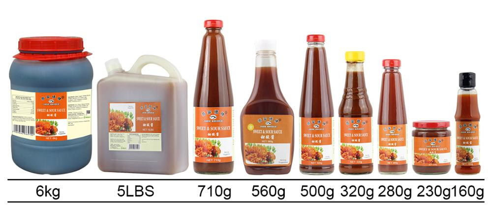 Paleo Sweet and Sour Sauce 280g