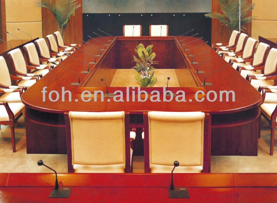 Conference Room Furniture/Meeting Room Furniture/Boardroom Furniture GuangZhou (FOHSC-8015)