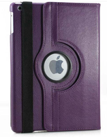 360 Degree Rotating Stand for ipad 3 cover,for ipad 3 case,belk case for ipad