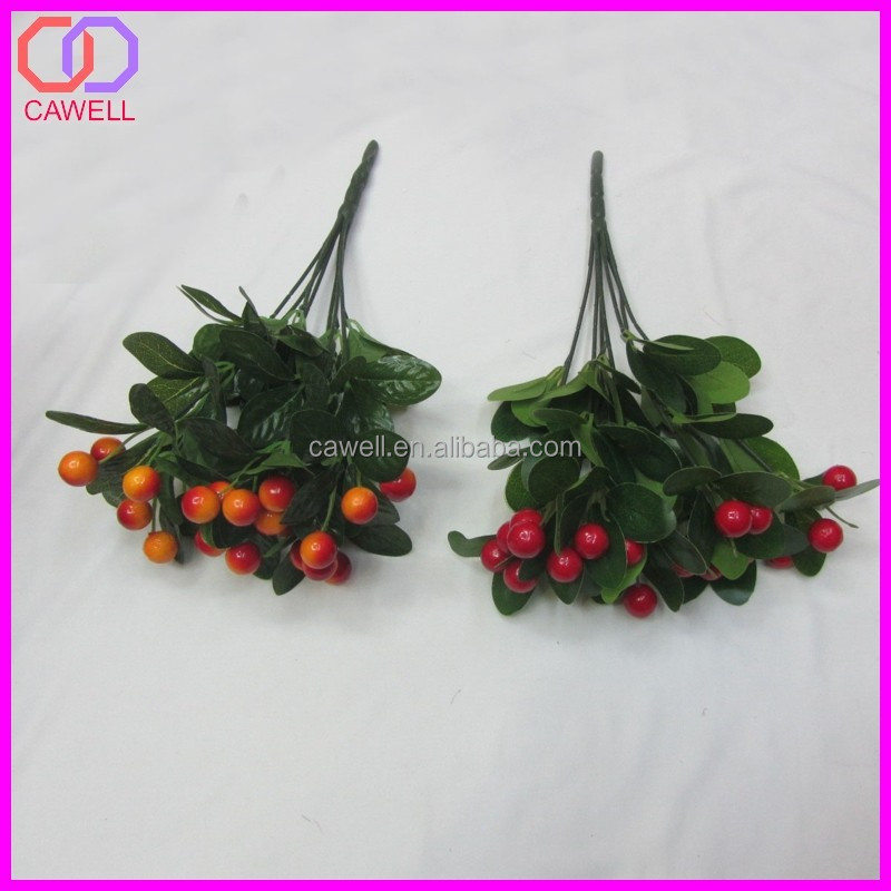pip berry,artificial flower berry sprays