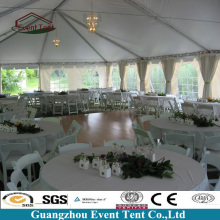 tent with lining curtains, wedding party tent curtains