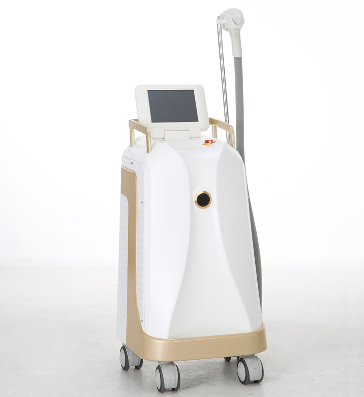 Freezing painless professional 808nm diode laser hair removal machine price for cheap