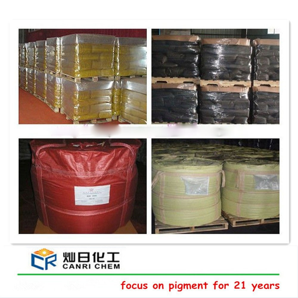 color cement pigments granular ferric oxide red and yellow cement powder for concrete cement brick block