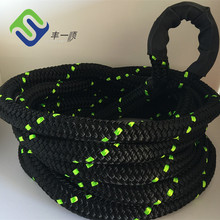 "7/8""*30' Nylon Fiber Double Braid Tow Recovery 4X4 Snatch Strap"