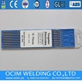 WC20 Cerium Tungsten Arc Welding Electrode 3.2mm