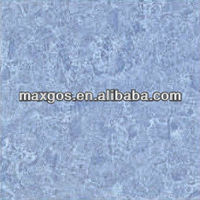 300*300mm blue bathroom floor tiles