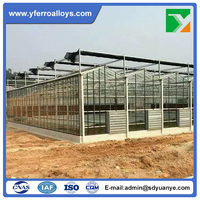 6 4m Agriculture Galvanized Steel Frame