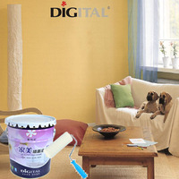 Good leveling non-toxic interior wall paint coating