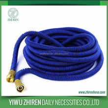 Water tube brass compression fittings expandable hoses 25 ft