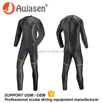 Imported CR Smooth Skin Wetsuit for Diving and Surfing