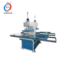 Low Price Hydraulic Number Plate Embossing and Dispensing Four Station Press Machine For Garments
