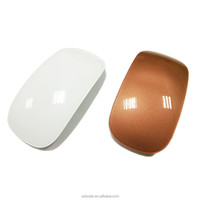 USB Optical 2.4G Wireless Magic Touch Mouse for Macbook Acrylic Mouse